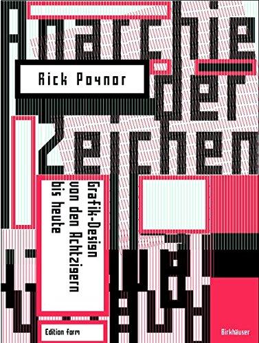 Anarchie der Zeichen: Grafik-Design von den Achtzigern bis heute Buch-Cover