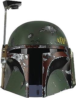 nihiug Star Wars Star Wars Casco Taglia Taglie Caccia Boba Fett Casco Cos Halloween Cosplay,Green-OneSize