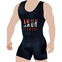Soft Suit-Lifting Singlet Powerlifting, Weightlifting Strength Suit