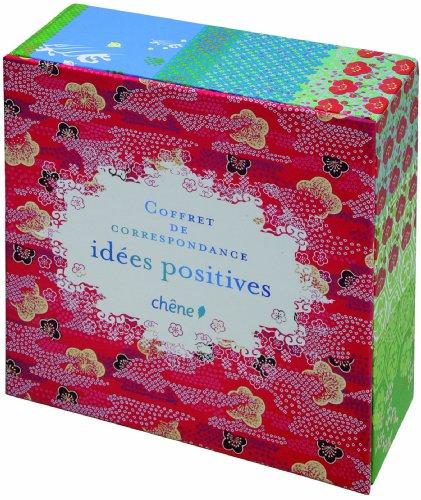 Coffret de Correspondance Idees Positives par Collectif