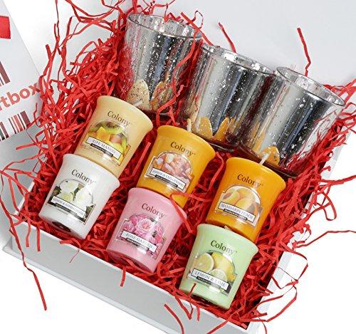 entspannungs-set-duftkerzen-geschenk-set-duftkerzen-mit-kerzenhaltern-aus-quecksilber-glas