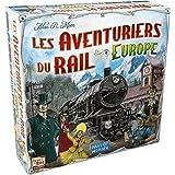 Asmodee - Jeu de Stratégie - Les Aventuriers du Rail