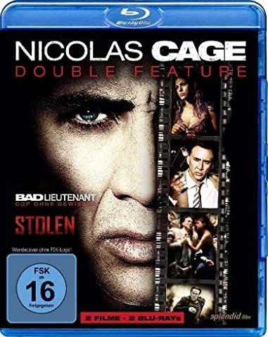Nicolas Cage Double Feature Box [Blu-ray]