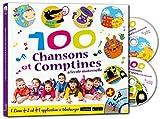 100 chansons et comptines à l'école maternelle (1CD audio)