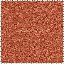 Suave Rosa Toque De Amarillo Modelo Floral Felpilla Tapicería Material Tejido Código 540