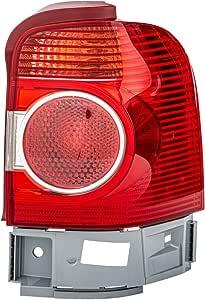 Hella 2va 964 957 021 Heckleuchte Glühlampen Technologie Glasklar Rot äusserer Teil Rechts Auto