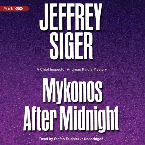 Mykonos after Midnight  Audiolibri