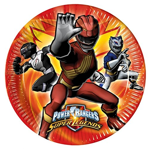 Image of Power Rangers Party Pack for 30 People