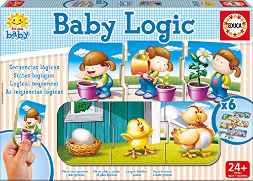 Educa 15860 - Baby Logic Educativi Baby Educa