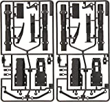 Tamiya 56525 - 1:14 B-Teile Anhänger Achsen verstärkt, Fahrzeug