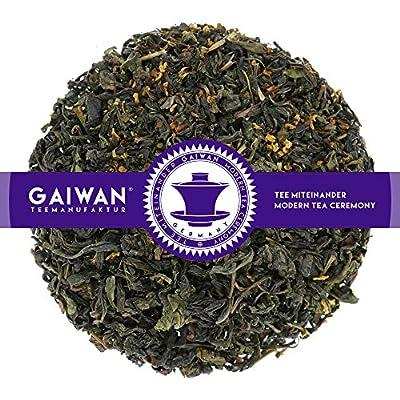 """N° 1344: Thé oolong """"Kwai Flower"""" - feuilles de thé - GAIWAN® GERMANY - thé oolong de Chine, osmanthus"""