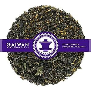 "N° 1344: Tè oolong in foglie""Fiore Kwai"" - 100 g - GAIWAN GERMANY - tè blu, tè in foglie, tè oolong dalla Cina, tè cinese, osmanthus"