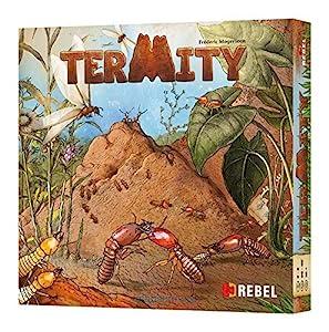 Rebel SP. Z o.o. reb00335-Juego de Cartas Termites