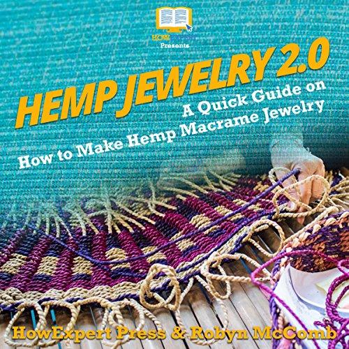 Cross Kostüm Schmuck - Hemp Jewelry 2.0: A Quick Guide on How to Make Hemp Macrame Jewelry