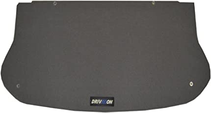 """DRIVEON Beat Car Rear Parcel Tray for mounting 6"""" Round & 6x9 Oval Speakers."""