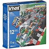 K'Nex  Imagine 12 Model Cars Building Set, 186 Pieces, Ages 7+ Engineering Education Toy