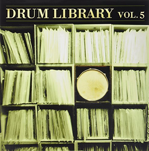 Drum Library 5 by PAUL NICE