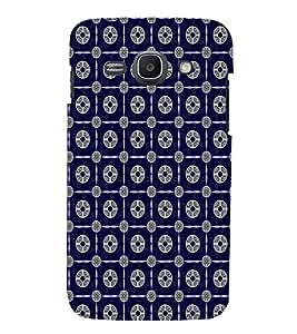 EPICCASE disc boxes Mobile Back Case Cover For Samsung Galaxy Ace 3 (Designer Case)