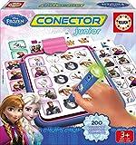 Educa 16256 - Conector Junior Frozen, Spiele und Puzzles