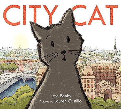 CITY CAT (Lauren Castillo)