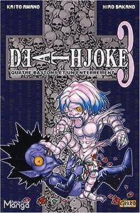 Death Joke Edition simple Tome 3