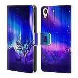 Head Case Designs Purple Forest Grove Northern Lights