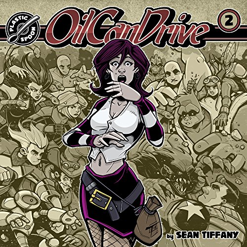 OilCan Drive: Track Two (Volume 2) (English Edition)