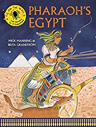 Pharaoh's Egypt: see history as it happened (Fly on the Wall) by Mick Manning (2015-03-15)