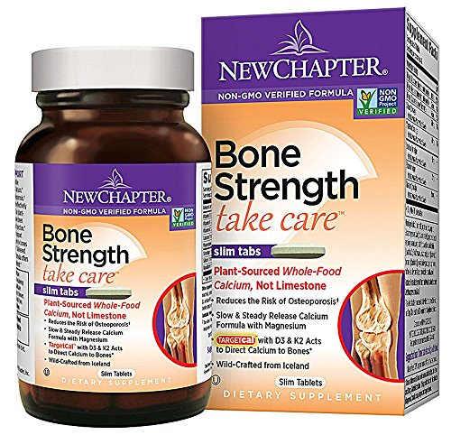 "New Chapter Bone Strength Take Careâ""¢ - 120 SlimTablets"