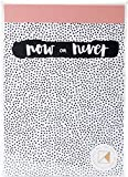 """Kaiser Style Notepad 7""""X10"""" 60/Sheets - Bloom; Lined (Pack of 1 )"""