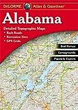 Alabama Atlas and Gazetteer (Atlas & Gazetteer)