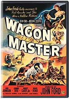 Wagon Master (1950) by Ben Johnson