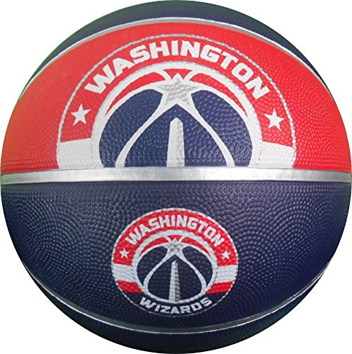 NBA Washington Wizards spaldingteam Logo, Multi, 74,9cm - Pumpe-basketball-schuh