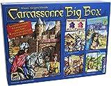 Giochi Uniti - Carcassonne Gioco Strategico, Big Box