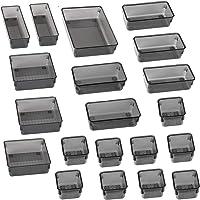 Organiseur de tiroir - Boîtes de rangement - Tiroirs - Système de rangement de maquillage - Pour cuisine, bureau…