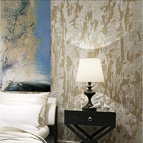Ponana 3D Imitation Schlamm Tapete Wohnzimmer Tv Sofa Hintergrund Wandpapier Für Wände Wohnkultur Vliesstoff WandverkleidungC-280X200Cm
