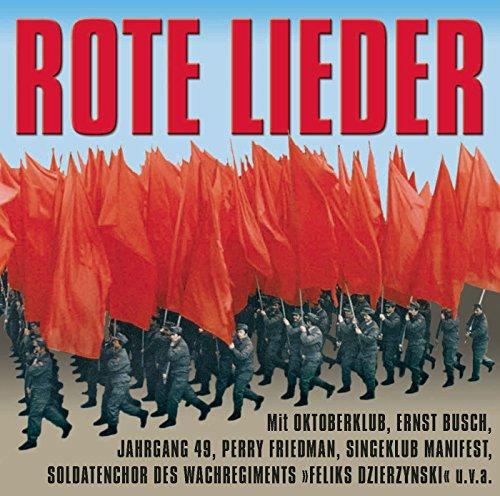 Rote Lieder (Die Besten politi...