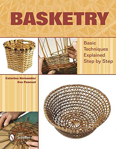 [(Basketry : Basic Techniques Explained Step by Step)] [By (author) Caterina Hernandez ] published on (April, 2014) par Caterina Hernandez