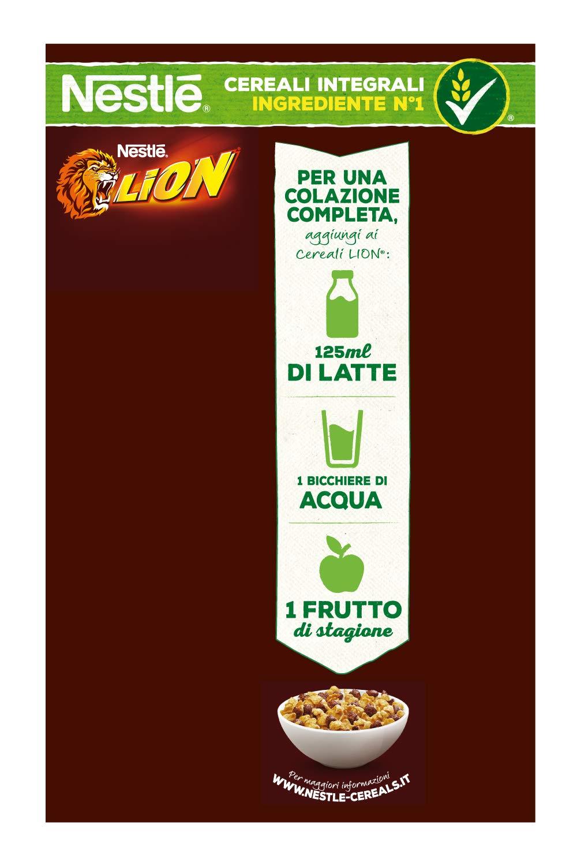 Nestlé Lion Cereali al Cioccolato e Caramello 2 spesavip