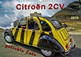 Citroën 2CV - geliebte Ente (Wandkalender 2019 DIN A3 quer): Von der Bauernkutsche zum Kultobjekt. (Monatskalender, 14 Seiten ) (CALVENDO Mobilitaet)