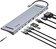 Baseus Enjoyment Serisi Type-C Notebook Hub Adaptör