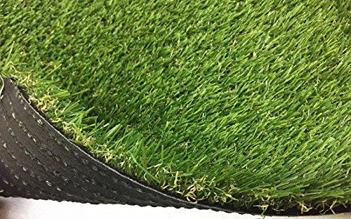 ARKMat Lords 25mm Altezza della lama Erba sintetica artificiale, 2 x 5m