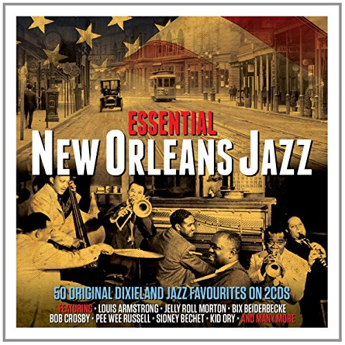 Essential New Orleans Jazz [Double CD]