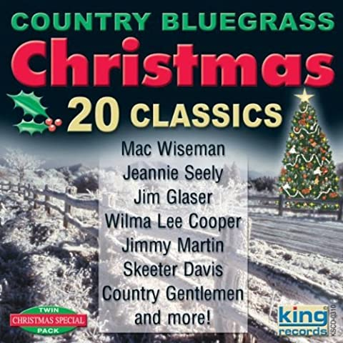 20 Country Bluegrass Christmas Song by Various (Bluegrass Country Christmas Songs)