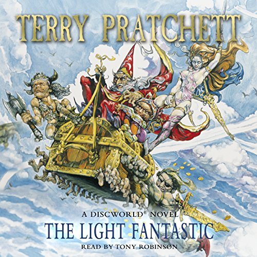 The Light Fantastic: (Discworld Novel 2) (Discworld Novels, Band 2) -
