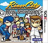 #4: River City: Rival Showdown (Limited Riki Keychain Edition) - Nintendo 3DS