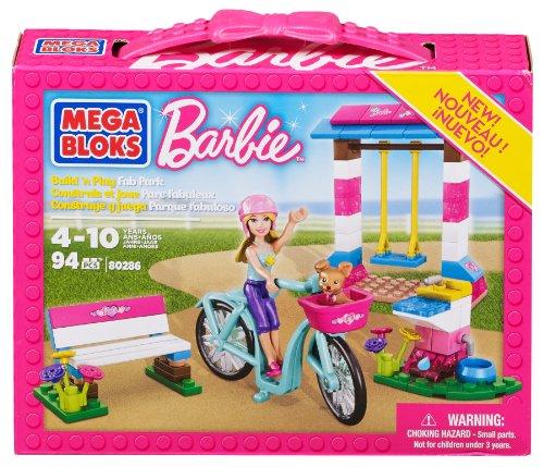 Barbie - Día en el Parque Mega Brands 80286