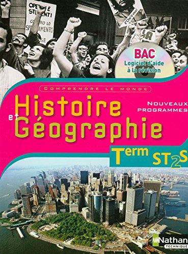 Histoire et Gographie Terminale ST2S