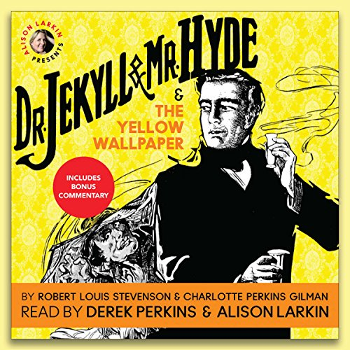 Dr. Jekyll and Mr. Hyde & the Yellow Wallpaper - Hyde Wallpaper