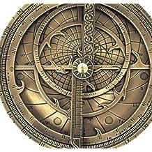 Astrolabio - Hemispherium antiguo científico instrumento